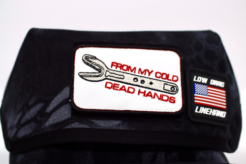 """""""From My Cold Dead Hands"""" patch"""