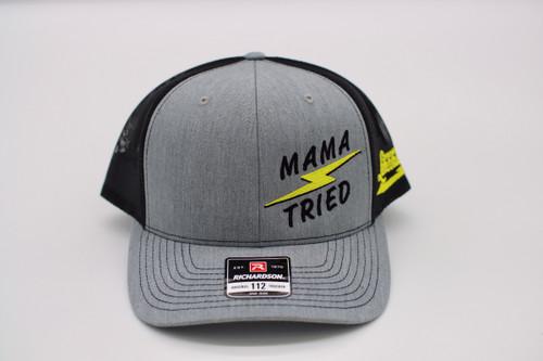 """Mama Tried"" trucker hat"