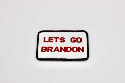 """""""Let's Go Brandon"""" Patch"""