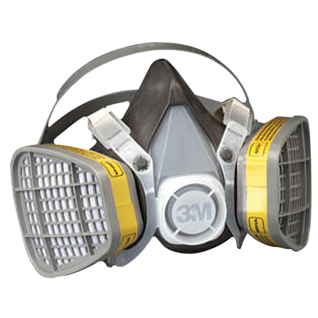 disposable organic vapour mask
