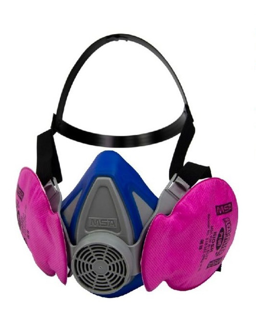 MSA Advantage 200 LS Respirator with P100 Filters