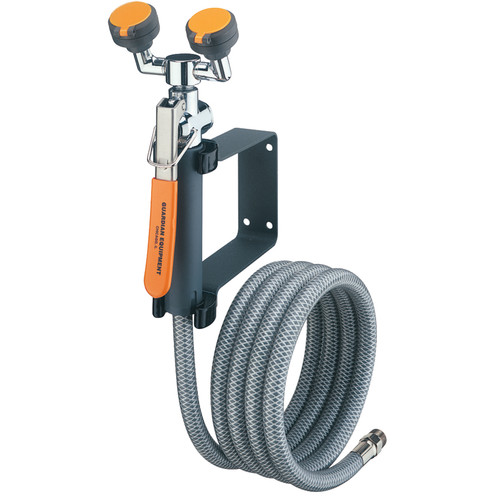 Guardian G5026 Dual Purpose Eyewash/Drench Hose Unit for Wall Mounting