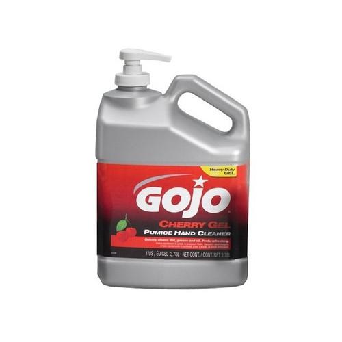 GOJO 2358-02 Cherry Gel Pumice Hand Cleaner (Case of 2)