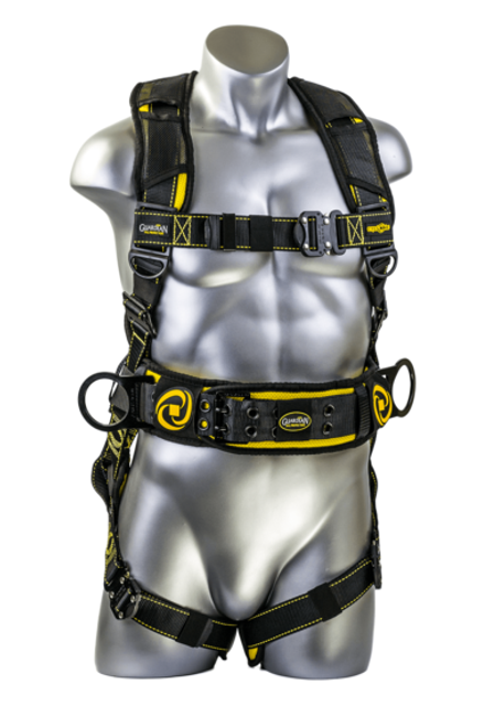 Guardian Cyclone Harness with Chest Quick-Connect Buckle