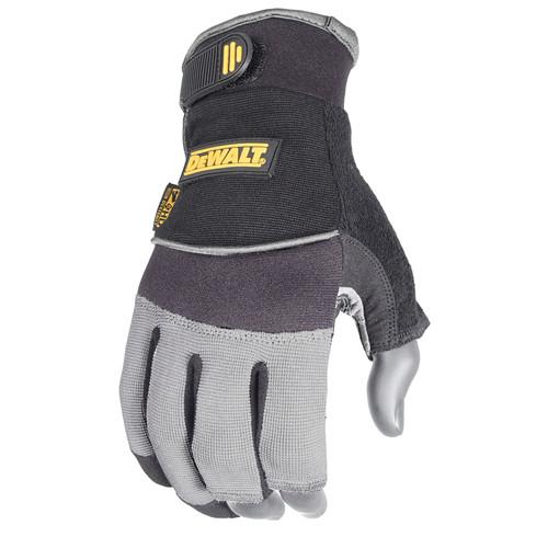 DeWalt DPG240 Finger Synthetic Leather Framer Glove (Pair)