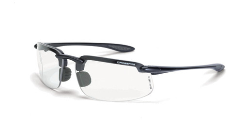 Crossfire 2164 Safety Glasses with Clear Lens