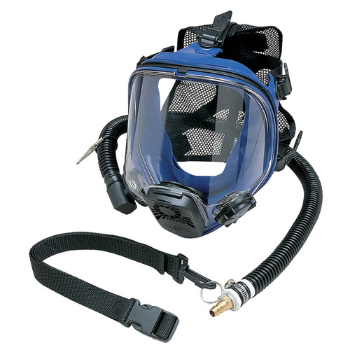 Allegro 9901 Low Pressure Supplied Air Full Mask Respirator-Univ