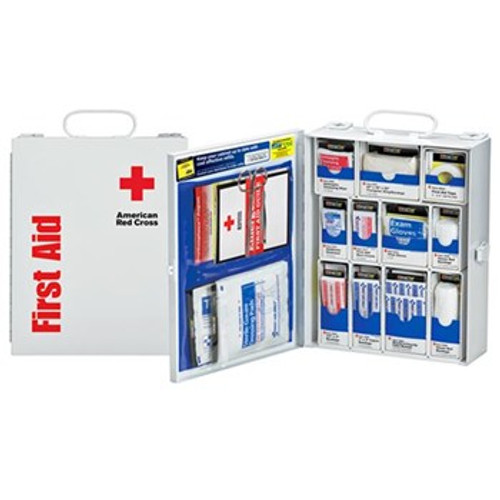 First Aid Only 1050-RC-0103 Medium General Business SC Cabinet - Metal