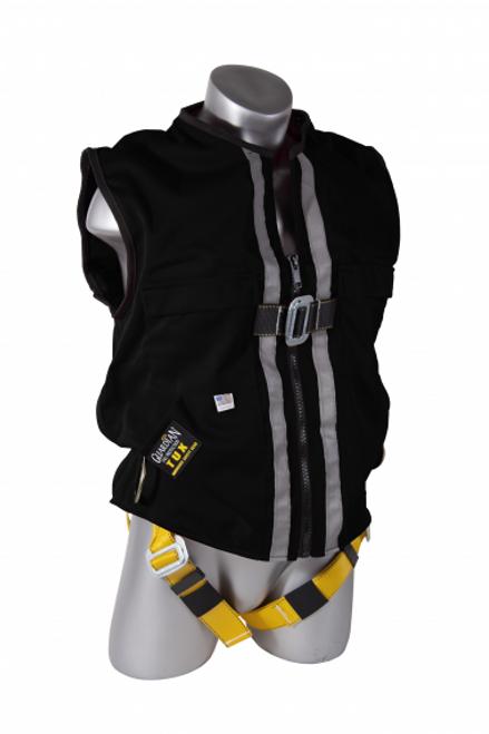Guardian Black Mesh Construction Tux