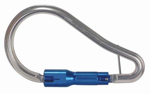 FallTech 8447A Large Lightweight Aluminum Carabiner (2 - 1/8)