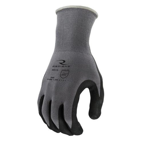 Radians RWG13 Foam Nitrile Gripper Glove (Dozen)