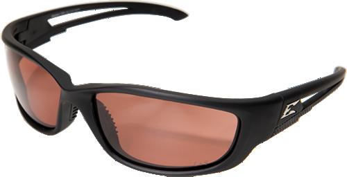 Edge Eyewear TSK-XL215 Kazbek XL Polarized Copper Lens