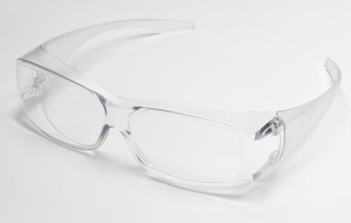 MSA 10118476 OvrG II Spectacles Clear Over the Glasses I/O