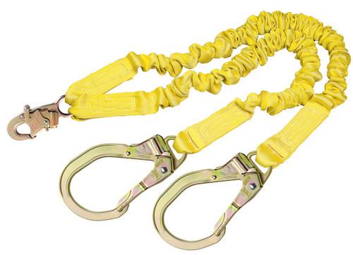 DBI SALA 1244412 ShockWave 2 100% Tie-Off Shock Absorbing 6' Lanyard