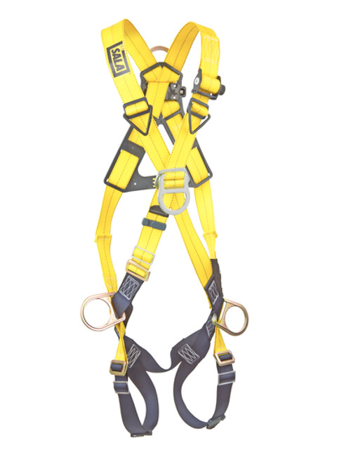 DBI SALA 1103270 Delta Cross-Over Style Positioning/Climbing Harness