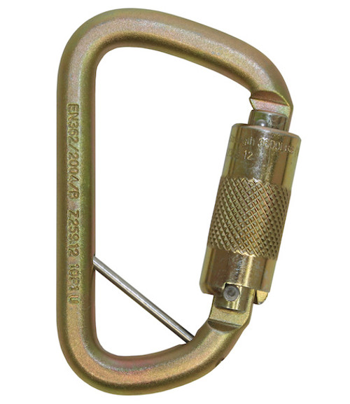 DBI SALA 2000117 Medium Offset D Fall Arrest Carabiner