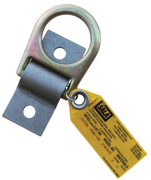 DBI SALA 2101634 D-ring Anchorage Raw Steel Plate