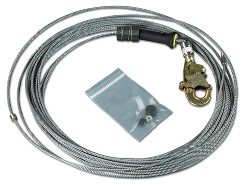 DBI SALA FAST-Line Galvanized Cable Assembly with Hook
