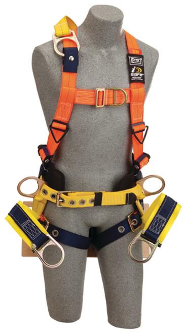 "DBI SALA Delta Bosun Chair/Harness 18"" Back D-ring Extension"
