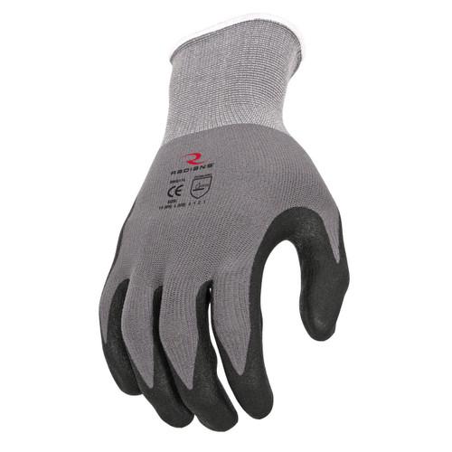 Radians RWG11 Safety Gloves Microdot Foam Nitrile Gripper (Dozen)