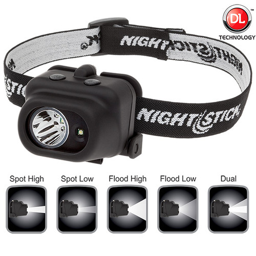 Bayco NSP-4608B Dual-Light Multi-Function Headlamp