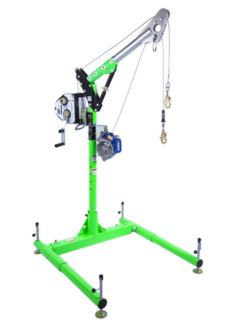 "DBI SALA 8518000 5-Piece Hoist System for Confined Space 11""-29"""