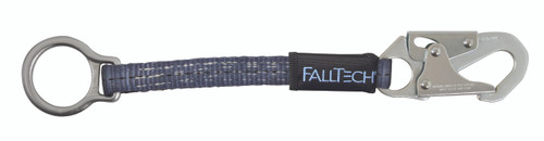 FallTech 8202 D-ring Extender 14' Web with Snap Hook and D-ring