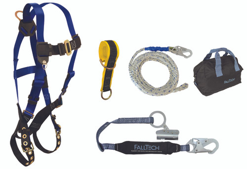 FallTech 9103JK Roofers Kits