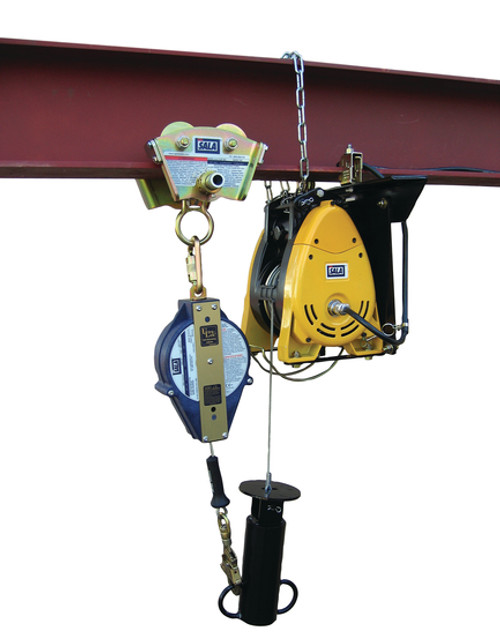 DBI SALA 8102101 Remote Tagline for Self Retracting Lifeline 100'