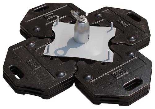 DBI SALA 2100185 Roof Top Freestanding Counterweight Anchor