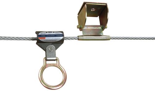 DBI SALA 7603060 Permanent Multi-Span Horizontal Lifeline System 60'