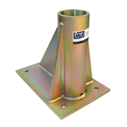 DBI SALA 8530267 SecuraSpan Fasten-in-Place HLL Bolt-on Floor Base