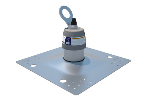 DBI SALA 2100139 Roof Top Anchor - For Standard Membrane Roofs