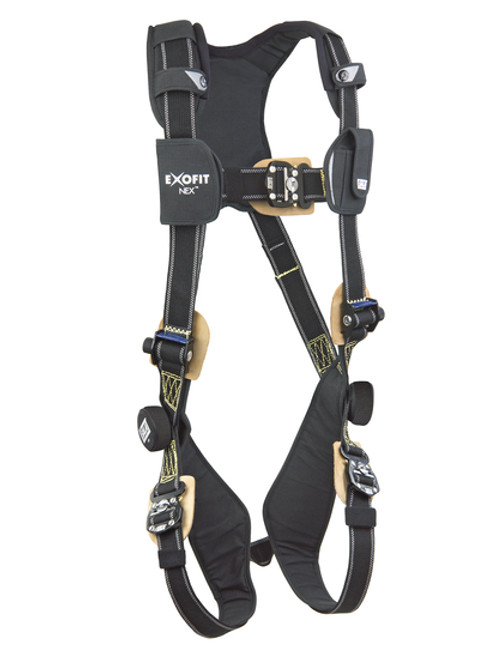 DBI SALA 1103088 Arc Flash Harness with Locking Quick Connect Buckles