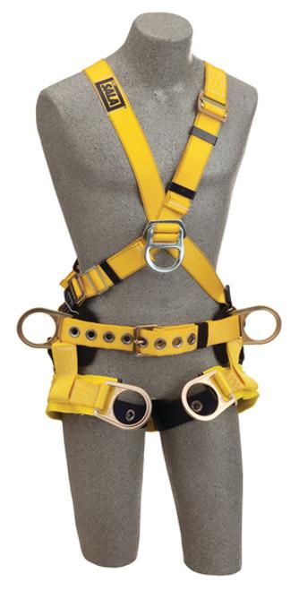 DBI SALA Delta Cross-Over Style Tower Climbing Harness