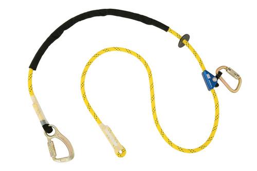 DBI SALA 1234081 Pole Climber's Rope Positioning Lanyard 8'
