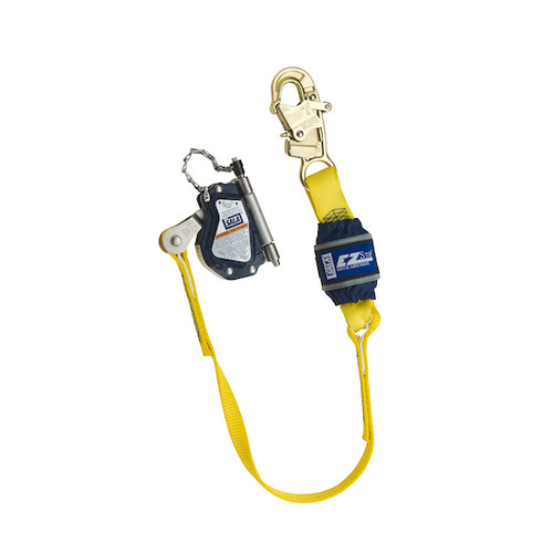 DBI SALA 5002045 Lad-Saf Mobile Rope Grab with Attached EZ-Stop