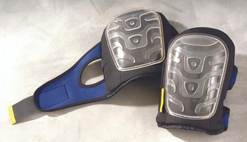 OccuNomix 122 Premium Flat Cap Gel Knee Pads (Pair)