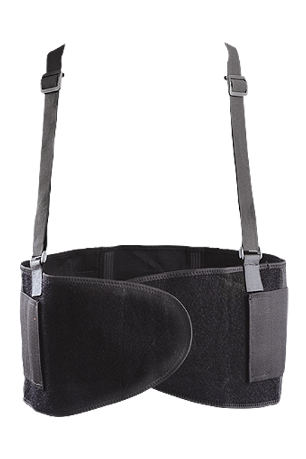 OccuNomix 626 Comfortable Back Support with Suspenders
