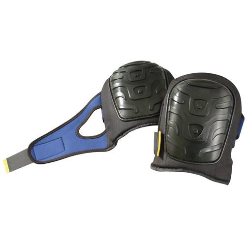 OccuNomix 121 Premium Flat Cap Gel Adjustable Sizing Knee Pads