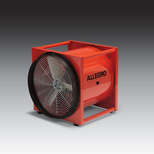"Allegro 9516 High-Output Blower 16""  and 2 HP"