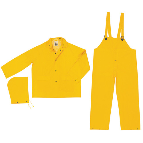 River City 2003 3-Piece Classic Yellow Rain Suit