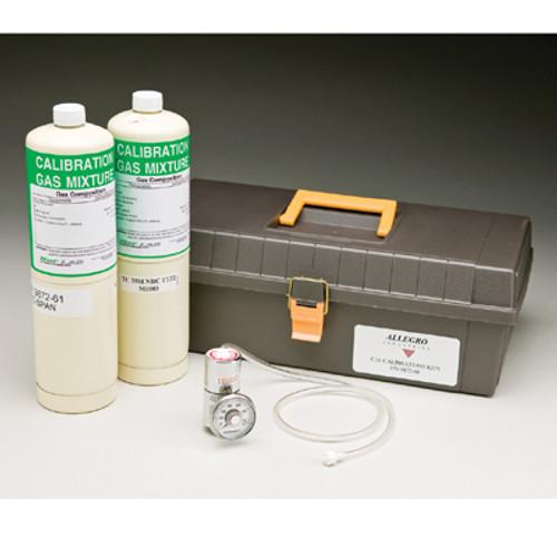 Allegro 9872-60 CO Monitor Calibration Test Kit