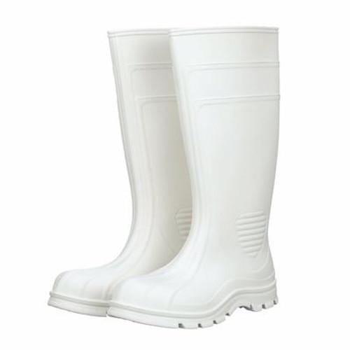 """HF 70664 White Economy Jumbo Shrimp Boots (9""""-13"""")"""