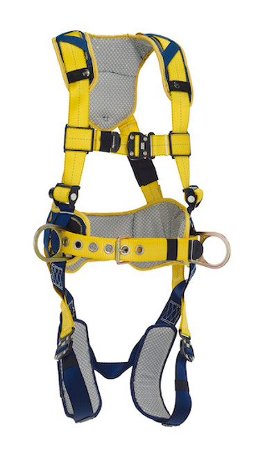 DBI SALA Delta Construction Style Harness with Quick Connect Leg