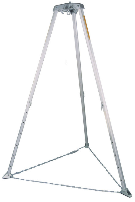 Miller 51/7FT High Strength Aluminum Tripod 7 Ft