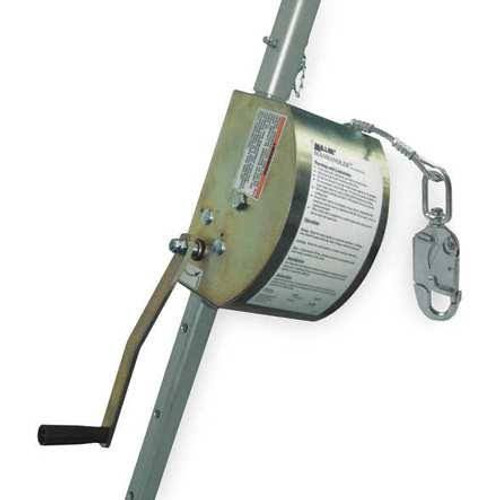 Miller 8442GC-Z7/65FT ManHandler Hoist Winch with Galvanized 65'