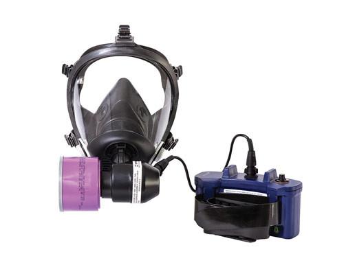 Honeywell PR501 Series Powered Air-Purifying Respirators (PAPR)