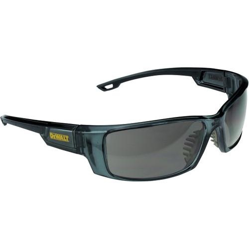 DeWalt DPG104-2D Excavator Safety Glasses Full Frame Design Smoke Lens
