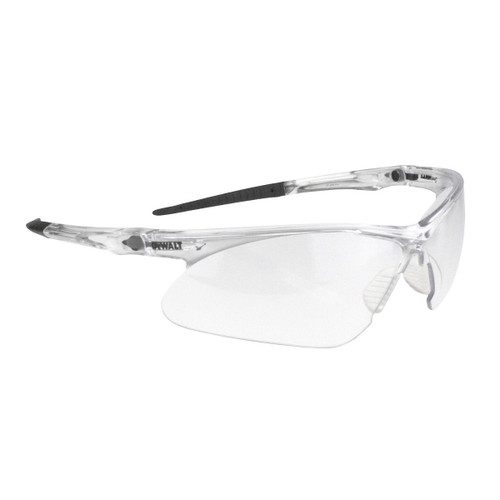DeWalt DPG102-1D Recip Safety Glasses - Clear Frame - Clear Lens